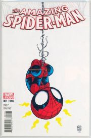 Amazing Spider-man #1 Skottie Young Baby Variant (2014) Marvel comic book